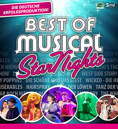Bild vergrößern: Best of Musical Star Nights